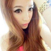 长发女孩唯美QQ头像,我只能用笑来掩饰我自己的情绪
