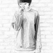 素描头像大全,2014最新整理的黑白素材头像图片 动漫+明星