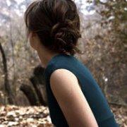 伤感意境头像 我不担心自己失忆 只怕在记忆里找不到你的身影