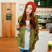 韩国大眼美女头像图片:有你在的日子生活很美好
