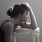 个性欧美女生头像大全:在来时的路上 找不回曾经的感觉