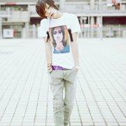 韩国柔情帅哥头像图片:我会消失在你在的世界