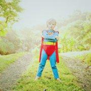 可爱欧美超人扣扣头像图片:拥之则安 何其多